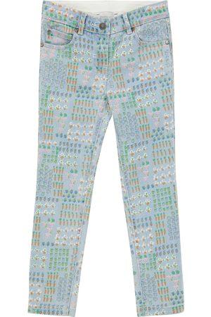 Stella McCartney Printed jeans