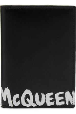Alexander McQueen Men Wallets - Small Fold Billfol Wallet