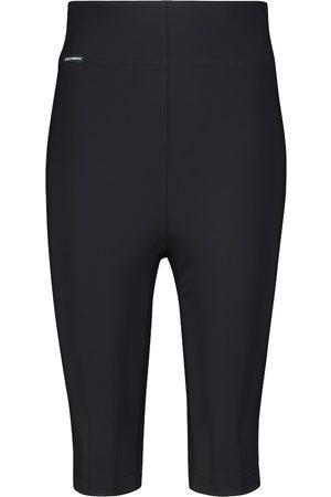Dolce & Gabbana High-rise biker shorts