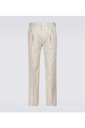 Tom Ford Exclusive to Mytheresa - Shelton pleated pants