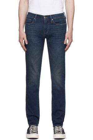 Frame Indigo 'L'Homme Skinny' Jeans