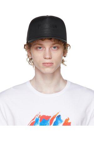 Alexander McQueen Graffiti Baseball Cap