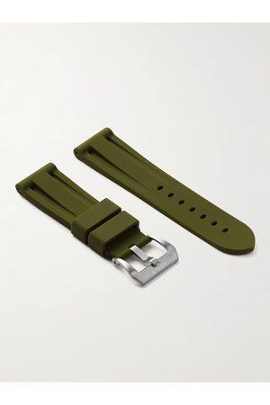 HORUS WATCH STRAPS 24mm Rubber Watch Strap