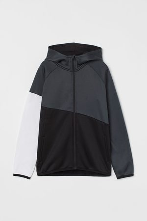 H & M Hooded sports jacket