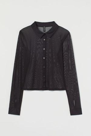H & M Mesh shirt