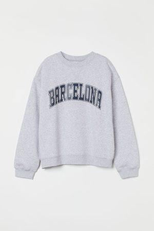 H & M Sweatshirt - Grey