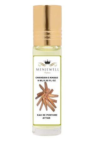 Menjewell Chandan-E-Khas Natural Eau de Parfum Attar 9ml