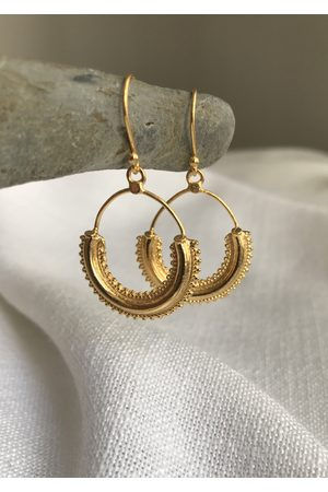 Window Dressing the Soul 925 Silver Dali Earrings