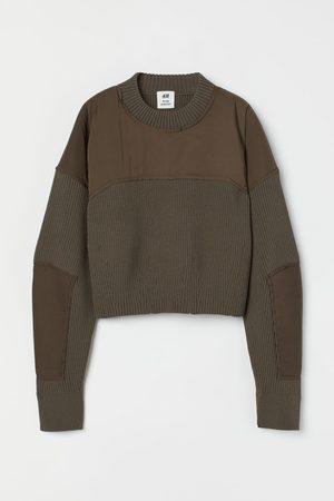 H&M Cropped jumper