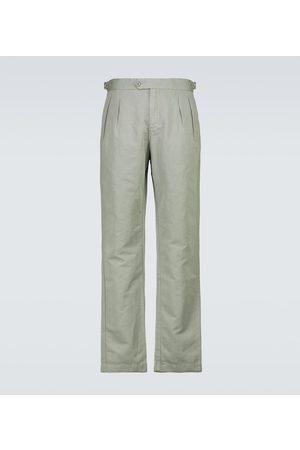Orlebar Brown Caldwell linen pants