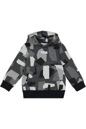 Stella McCartney Camouflage cotton-blend hoodie