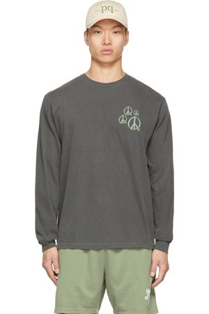 Museum Of Peace & Quiet Grey Spiritual Discovery Long Sleeve T-Shirt