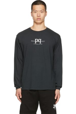 Museum Of Peace & Quiet SSENSE Exclusive PQ Leisure Long Sleeve T-Shirt