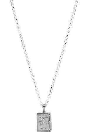 Hatton Labs Men Necklaces - Bullion Safe Pendant & Chain