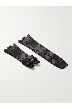 HORUS WATCH STRAPS 20mm Rubber Integrated Watch Strap