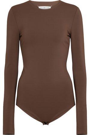 Maison Margiela Women Bodysuits - Technical bodysuit