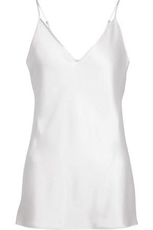 Max Mara Women Vests - Leisure Lucca silk-blend camisole