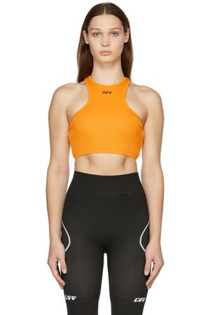OFF-WHITE Basic Lux Rowing Tank top