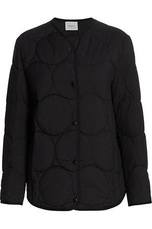 AKRIS Women Parkas - Circle Quitled Jacket