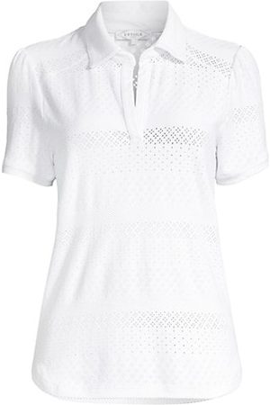 L'Etoile Sport Lace Polo Shirt