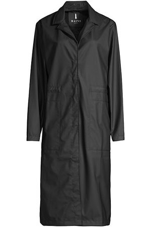 Rains String Trench Overcoat