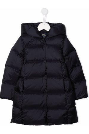 Ralph Lauren Girls Coats - Momentum hooded padded coat