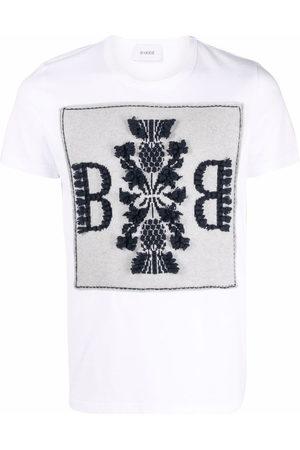 Barrie Logo-print short-sleeved T-shirt