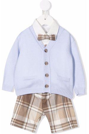 COLORICHIARI Baby Formal Trousers - Tailored shirt trousers set