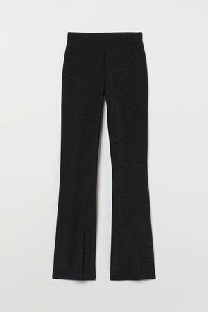 H&M Women Wide Leg Trousers - Flared leggings
