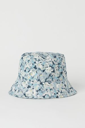 H&M Women Hats - Cotton bucket hat - Turquoise
