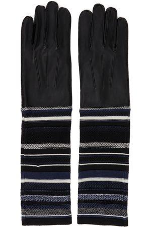 Bed J.W. Ford Men Gloves - Lambskin Knit Gloves