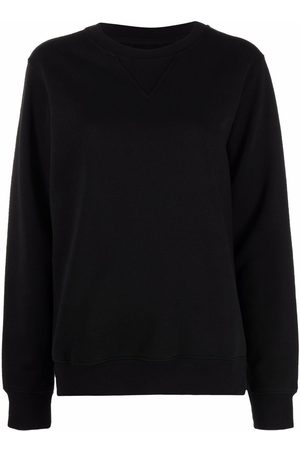 Maison Margiela Long-sleeve cotton sweatshirt