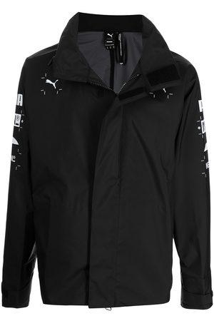 PUMA X Nemen graphic-print racing jacket