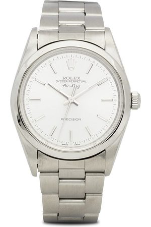 Rolex Men Watches - 1998 pre-owned Air-King 34mm