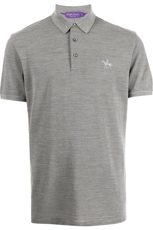 Ralph Lauren Men Polo Shirts - Knight-embroidered polo shirt