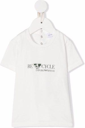 Emporio Armani Tops - Baby logo top