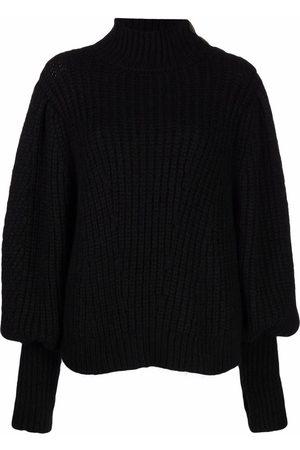 ULLA JOHNSON Alana turteneck long-sleeve sweater