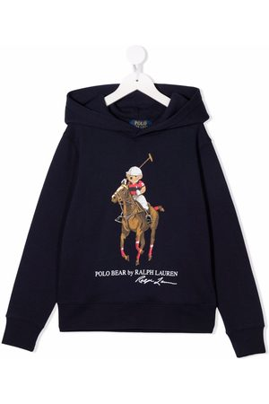 Ralph Lauren Polo Pony long-sleeve hoodie