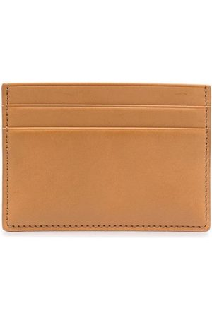 COMMON PROJECTS Men Wallets - Logo-stamp cardholder