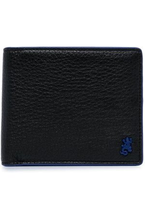 AGNÈS B. Logo-plaque wallet