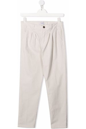 Paolo Pecora Teen tailored trousers