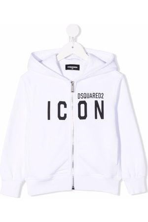 Dsquared2 Boys Hoodies - Icon-print hoodie
