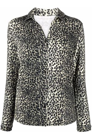 Majestic Leopard-print shirt