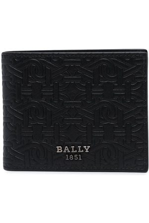 Bally Men Wallets - Monogram-print wallet