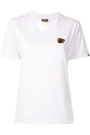 A Bathing Ape Women Short Sleeve - Plain short-sleeve t-shirt