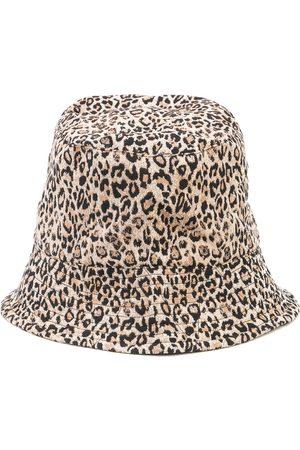 ENGINEERED GARMENTS Men Hats - Leopard print bucket hat