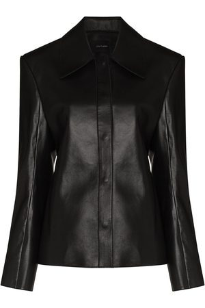 Low Classic Recycled leather shirt