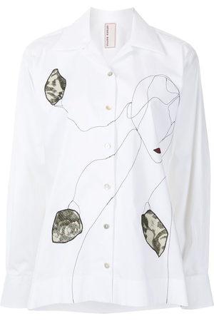 Antonio Marras Abstract print shirt