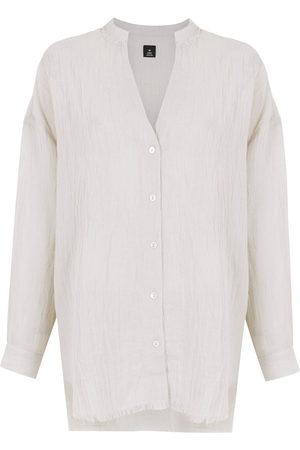 OSKLEN Women Long Sleeve - Light Over shirt