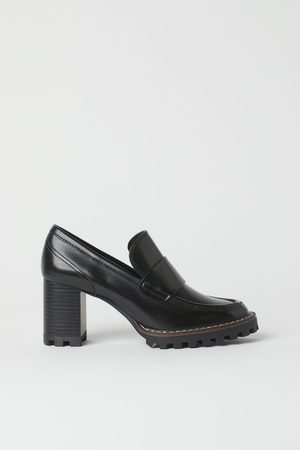 H&M Women Loafers - Block-heeled loafers